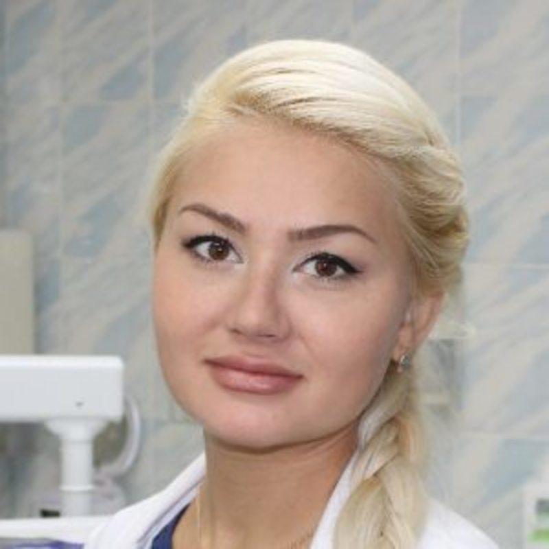 Гришина Анастасия Игоревна